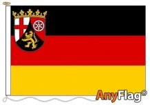 RHEINLAND PFLAZ ANYFLAG RANGE - VARIOUS SIZES